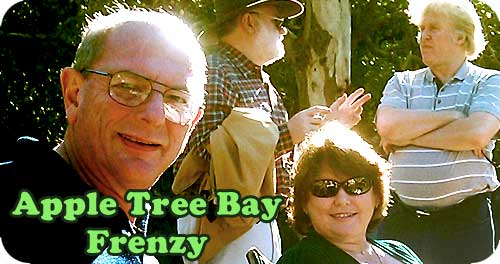 Click here for the gallery page and images from the Apple Tree Bay Frenzy, 2010