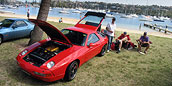 CLICK HERE for images from the PCNSW Concours 2008